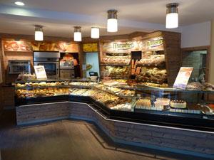 Bäckerei Weinzierl - Filiale in Ergoldsbach