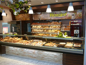 Bäckerei Weinzierl - Filiale in Niederaichbach
